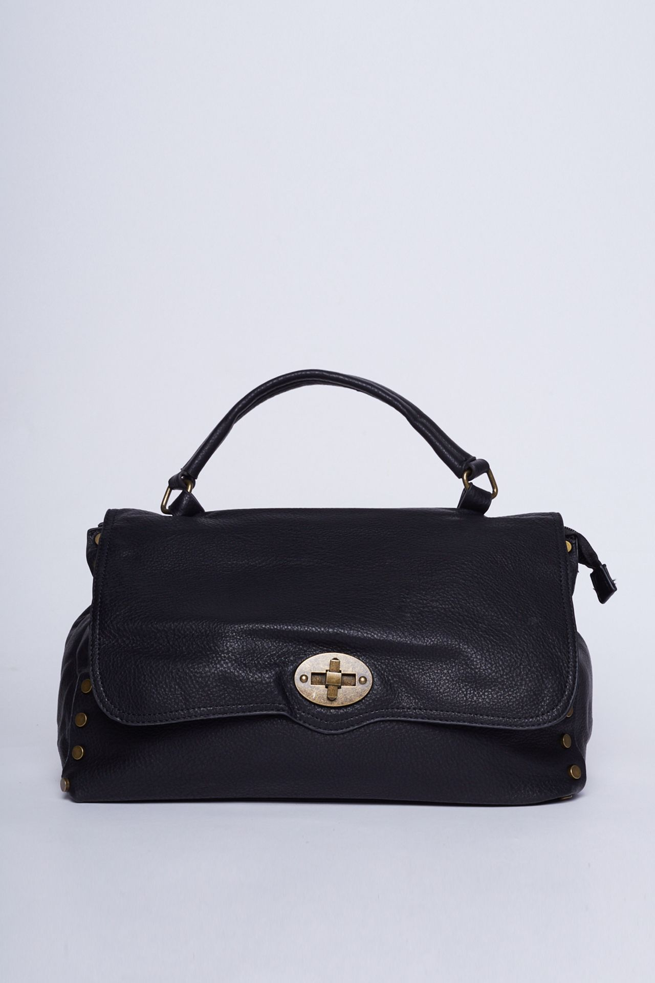 Borsa borchie - black Brend