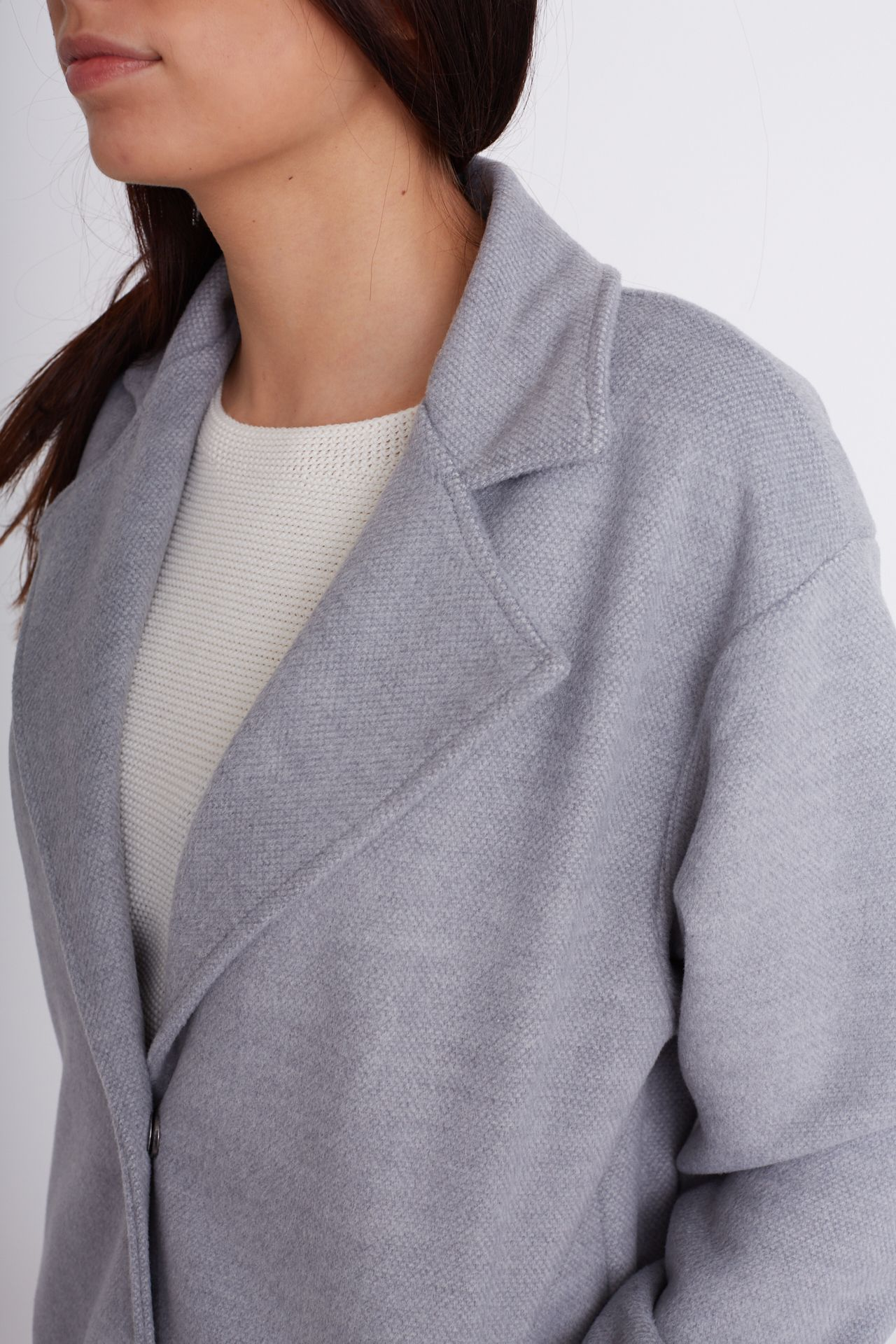 Cappotto over - perla Brend