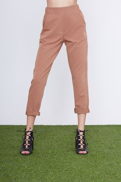 Pantalone - tabacco Brend