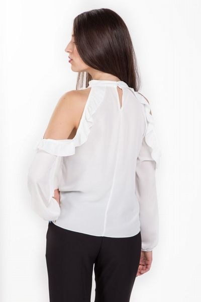 Camicia cut-out  Brend
