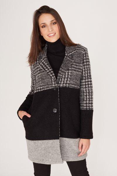 Cappotto due bottoni Brend
