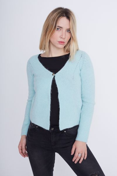 Cardigan 1 bottone Brend