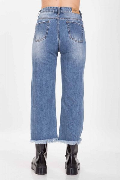 Jeans con rotture  Brend