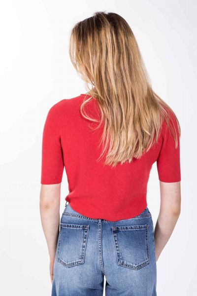 Maglia links - rosso Brend